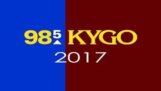 ZONE JINGLES - KYGO 2017 - KYGO-FM RADIO - HOT COUNTRY VOCAL IMAGING