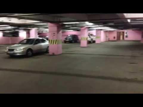 Парковка в Бишкеке. Ужасы нашего городка)