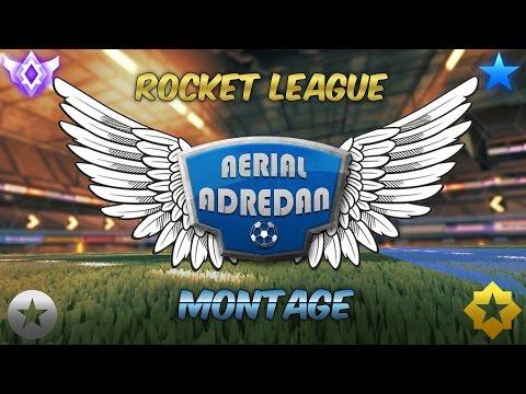 Rocket League Montage - AdriMashup [Cinematic]
