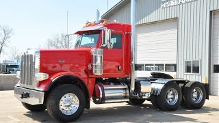 2015 Peterbilt 388 Day Cab Heavy Spec| 131 Truck Sales