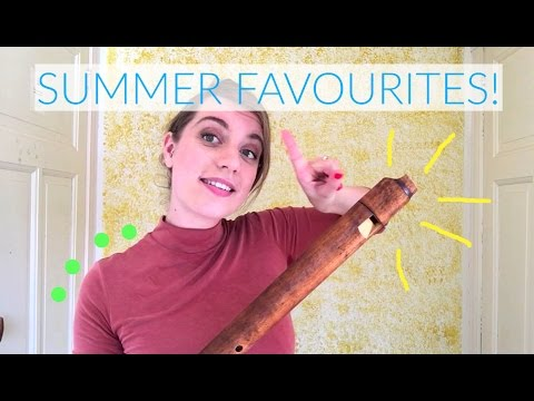 Summer favourites 2016 | Team Recorder