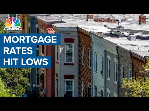 Mortgage Rates Around 3% Will Get Buyers Out: Economist