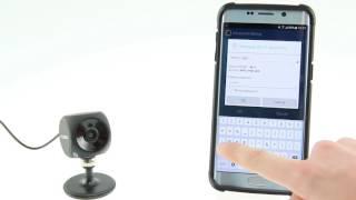 Installatie IP Kubus Camera