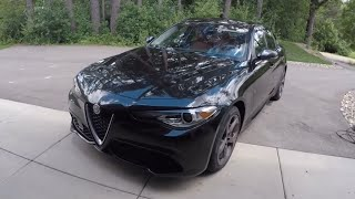 Washing My Giulia With Hair Conditioner?!?!?!