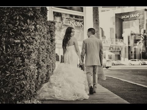 Havana Room at the Tropicana Hotel - Las Vegas Wedding Videographers