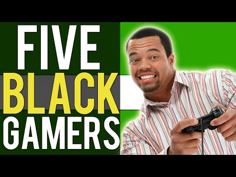 5 Black Gamers You Should Watch