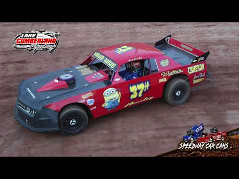 #37H Greg Hensley - Heat Race - Street - 10-6-18 Lake Cumberland Speedway - In Car Camera