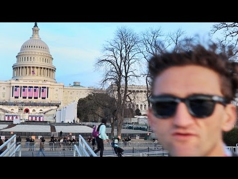 Thumbnail: Going to Washington to see TRUMP
