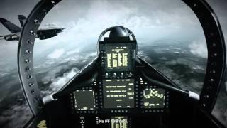 Battlefield 3 - Fighter Jet Plane Gameplay! [HD]