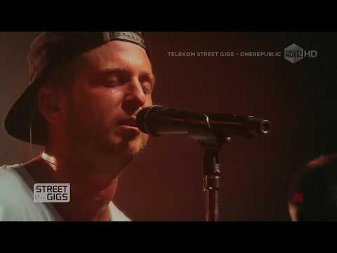 OneRepublic Let's Hurt Tonight (Live) at Telekom Street Gigs 2017