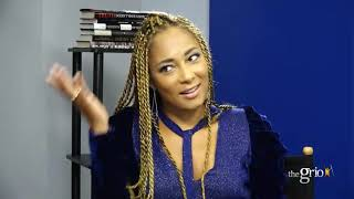 Amanda Seales joins The Grio Live to talk comedy, Insecure and her controversial statements