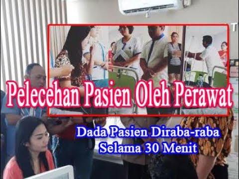 Video Pelecehan Pasien Oleh Perawat, Tersangka Langsung Dipecat