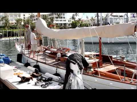 Dorade Participates In Newport-Bermuda Race, June 19 2012