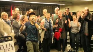 Daichi - Beat Boxer Featuring German Choir In Nyc