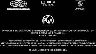 Amblin Entertainment / 20th Century Fox / DreamWorks Pictures (2015)