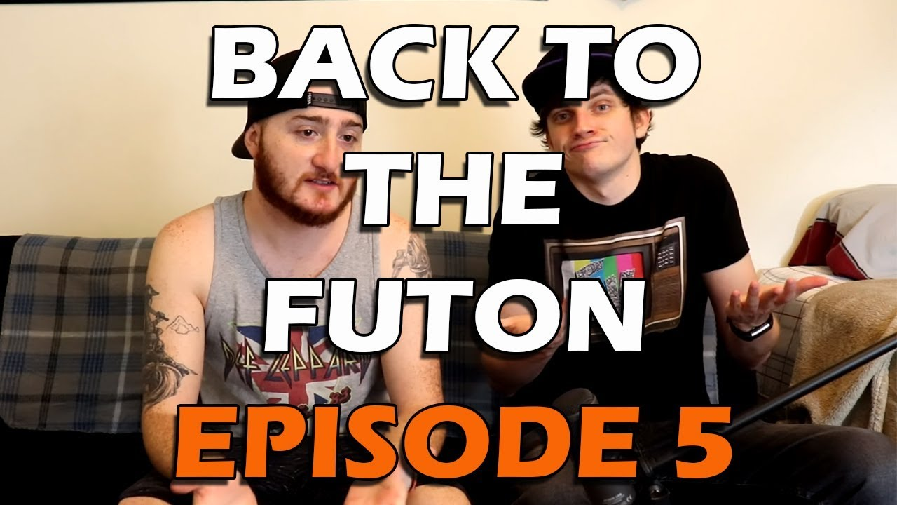 Back To The Futon Ep 5 Gaming Tropes Top And Over Sensitivity