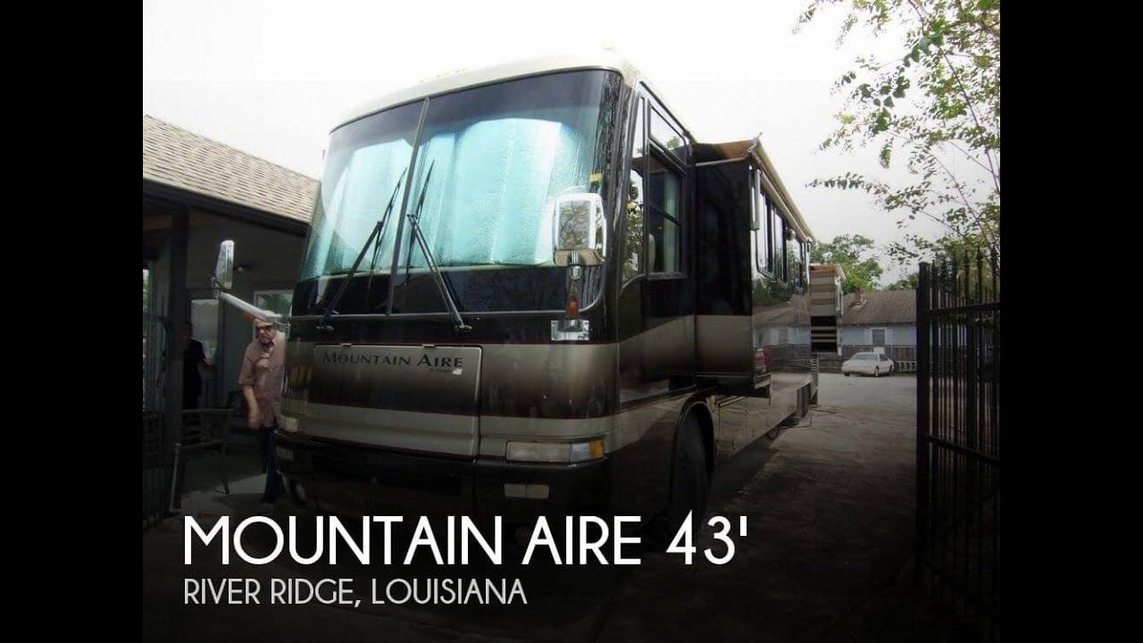 [SOLD] Used 2002 Mountain Aire 43 Es 4371 Design in River Ridge Louisiana
