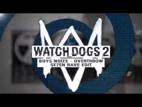 Boys Noize - Overthrow (5E7EN Rave Edit)