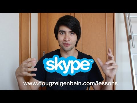 Skype Vocal Lesson Information (Sign up for 1 on 1 sessions with me!)