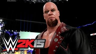 WWE 2k15 - Money in The Bank [4]
