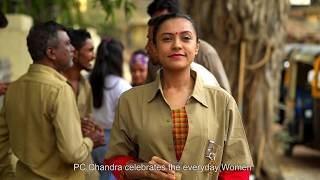P.C. Chandra Jewellers | #CelebrateWomenEveryday