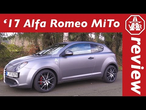 2016 Alfa Romeo MiTo QV - In-Depth Review, Full Test, Test Drive