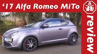 2016 Alfa Romeo MiTo QV - In-Depth Review, Full Test, Test Drive