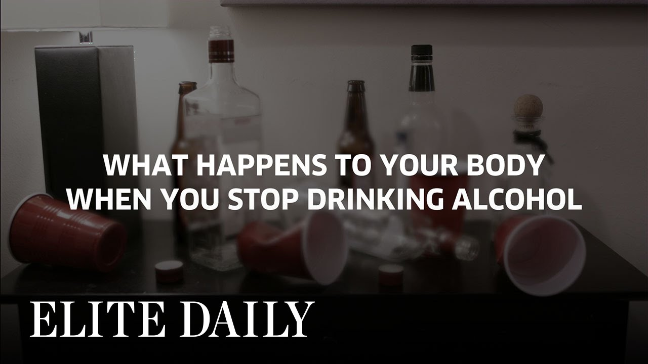 Why You Should Give Up Drinking For  Days