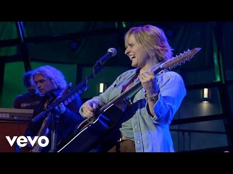 Melissa Etheridge - All We Can Really Do/I've Loved You Before (Live Sets On Yahoo! Music)