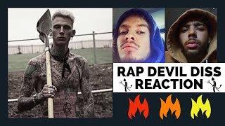 MGK - RAP DEVIL REACTION