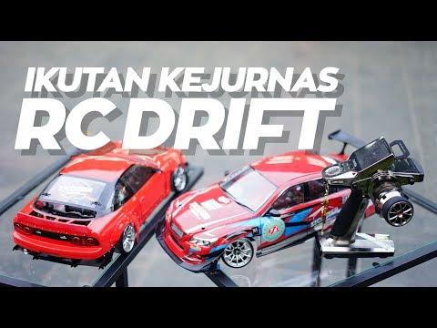 Ikutan Kejuaraan Rc Drift!