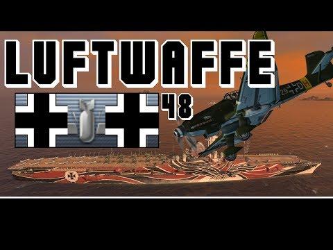 Luftwaffe - Graf Zeppelin AP POWER || World of Warships