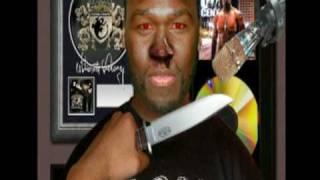 50 cent Flash Game: Punch, kick, bitch slap, taser and stab 50 cent (warning: violent game)