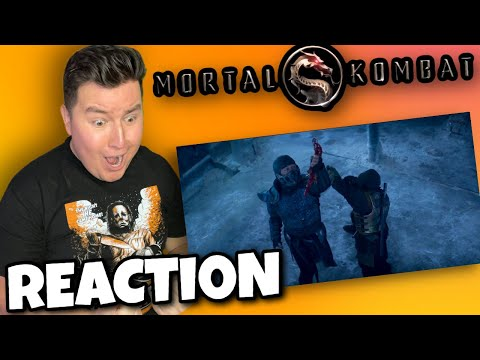 Mortal Kombat 2021 REACTION !! - 3C Films