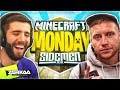 MINECRAFT MONDAY $10,000 TOURNAMENT (WEEK 13) 🔴 (Zerkaa & Behzinga - SIDEMEN Team)