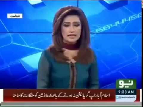Chiropractor Javed Mirza @ Neo Tv, Lahore Pakistan