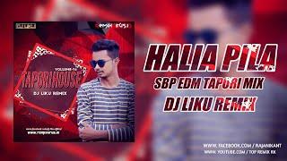 Gambar cover Halia Pila(Sbp-Edm Tapori Mix)Dj Liku Remix
