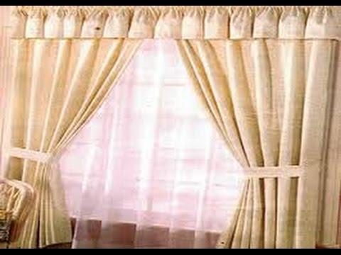 como confeccionar cortinas youtube