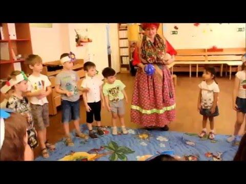 """Частный детский сад""""В гостях у Солнышка"""" Масленица!"""