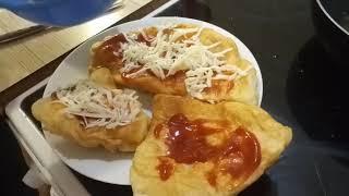 Recept na langoše a pizzu