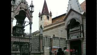 Верона (Verona)(Слайд-шоу под музыку. Основные достопримечательности Вероны, которые может осмотреть турист за 4 часа пребы..., 2011-09-02T22:26:58.000Z)