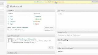 Install WordPress 3 with cPanel [WordPress 3 Tutorial ep1]
