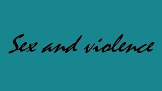 Scissor Sisters - Sex and violence (Lyric video)