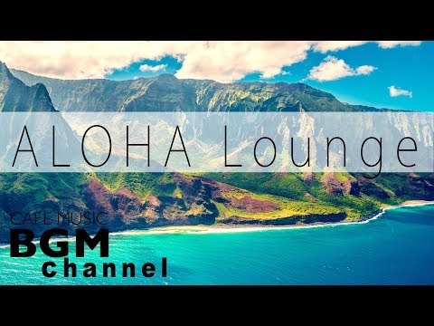 Relaxing Hawaiian Guitar  Hawaiian Cafe Music For Work & Study  Background Music