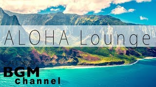 Relaxing Hawaiian Guitar - Hawaiian Cafe Music For Work & Study - Background Music