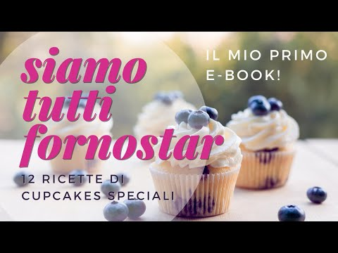 Il mio primo e-book di cupcakes! #shorts