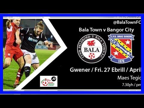 Breaking News | Match preview: Bala Town v Bangor City
