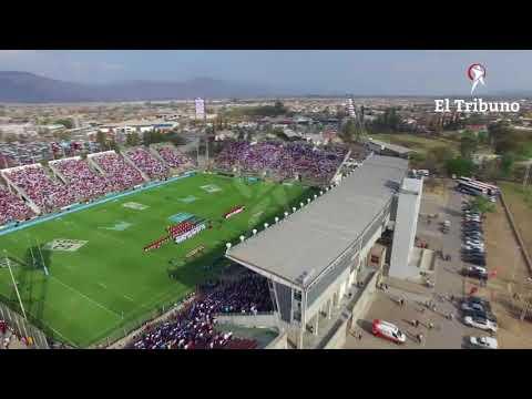 La previa de Los Pumas frente a los Springboks en Salta