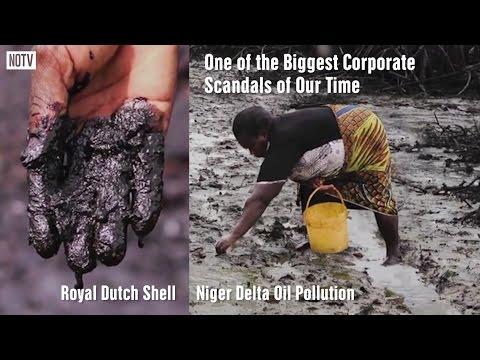 Shell to Pay $83 Million Settlement for Nigeria Oil Spills