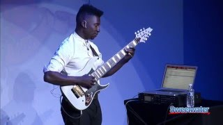 Tosin Abasi Workshop Presented by Toontrack - Sweetwater Sound